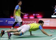 Ganda Putra Indonesia Terpuruk di Thailand Open, Harapan Tetap Ada