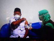 Ridwan Kamil Usul Vaksinasi COVID-19 Secara Mobile