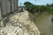 Banjir Pantura Tuban Surut, Sejumlah Bangunan dan Fasilitas Rusak