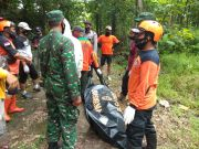 Terseret Arus 4 Km saat Mancing di Sungai, Karno Ditemukan Tewas
