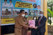 PGRI Pinrang Galang Bantuan Untuk Korban Gempa Sulbar