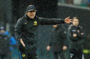 Conte Dilarang Temani Inter Milan Selama Dua Laga Serie A
