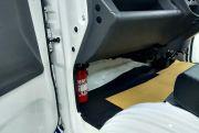 Mobil Suzuki Buatan Tahun 2021 Dilengkapi Alat Pemadam Api