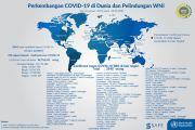 Menlu Paparkan Data Kasus WNI Positif Covid-19 di Luar Negeri