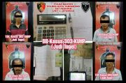 4 Pengecer Judi Togel Hongkong dan Singapur di Tangerang Diciduk