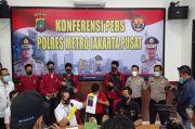 Polisi Ringkus DPO Pelaku Jambret Marinir Bersepeda
