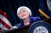 Menangi Konfirmasi Senat, Janet Yellen Dipastikan Jadi Sri Mulyani AS