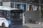 Pembatasan Kegiatan Jilid II, Operasional Bus Transjakarta Makin Malam