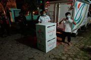 Dikawal Ketat, Ribuan Vaksin COVID-19 Tiba di Probolinggo