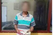 Asyik Duduk di Warkop Menunggu Pembeli, Penjual Togel Ini Ditangkap Polisi