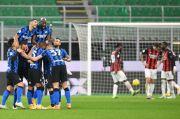 Hasil Pertandingan Sepak Bola, 27 Januari Inter Milan dan Man City Tersenyum