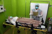 Tingkat Keterisian Tempat Tidur RS Rujukan Covid-19 Berada di Titik Kritis