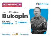 Sahamology! Simak IG Live MNC Sekuritas Besok Pukul 20.00: Story of the New Bukopin
