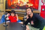 Melalui Podcast, Raffi Ahmad Beri Pesan Menyentuh untuk Rafathar
