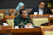 Luqman Hakim Resmi Gantikan Gus Yaqut Jadi Pimpinan Komisi II DPR