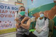 10 Pejabat di Kota Bogor Kembali Divaksin, Kadinkes Pastikan Semua Sehat
