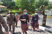 Ngantor Perdana di Bali, Sandi Disuguhi Jamu Loloh Cemcem