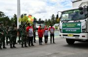 Peduli Korban Gempa Sulbar, JNE Gorontalo Distribusikan Bantuan ke Mamuju