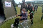 Rumkitlap Yonkes 2/YBH/Kostrad, Komitmen TNI AD Bantu Korban Bencana Gempa Mamuju