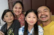Alhamdulillah, Akhirnya Wendy Cagur dan Keluarga Negatif Covid-19