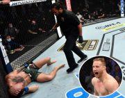 Justin Gaethje Tertawakan Conor MGregor Terkapar Di-KO Poirier
