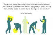 Umat Muslim Wajib Tahu, Ini 7 Adab Bekerja Menurut Islam
