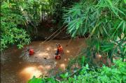 3 Santri Seberangi Sungai Kalibebeng Batang, 1 Hilang Tenggelam
