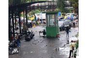 2 Kelompok Ormas Bentrok di Cengkareng, Sejumlah Motor dan Pos Keamanan Rusak