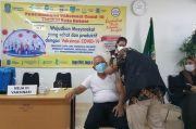 Jalani Vaksinasi Kedua, Wali Kota Bekasi: Lebih Sakit Digigit Semut