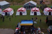BNPB Sebut 91.657 Jiwa Mengungsi Pascagempa M6,2 di Sulbar