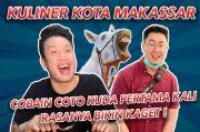 Christo Tjahjanto Coba Masakan Daging Kuda di Makassar, Seperti Apa Rasanya?