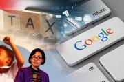 Sri Mulyani Ngebet Aturan Pajak Digital Dunia Bisa Berlaku di 2022