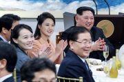 Istri Kim Jong-un Menghilang Setahun Lebih, Analis Bertanya-tanya