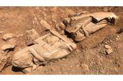 Patung Tanpa Kepala dari Abad ke-4 SM Ditemukan di Pemakaman Yunani Kuno