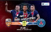 Live Streaming RCTI Plus: FC Lorient vs Paris Saint-Germain