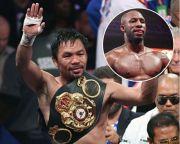Gelar Pacquiao Dicopot! Yordenis Ugas Naik Takhta Juara Welter WBA