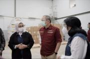 Jaga Mutu dan Keamanan, BPOM Tinjau Gudang Vaksin COVID-19 Jawa Barat