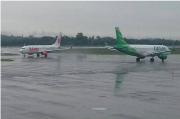 Cuaca Buruk, 2 Pesawat Tujuan Semarang Mendarat di Solo