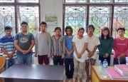 3 Mahasiswa dan 6 Pengangguran Pesta Ganja di Halaman Sekolah