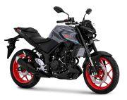 Yamaha Beri Polesan Warna Baru di MT-25 2021