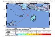 Kepulauan Aru Diguncang Gempa Bumi Bermagnitudo 5,7, Belum Ada Laporan Kerusakan