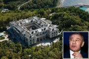 Pengusaha Rusia Klaim Pemilik Istana Putin di Laut Hitam