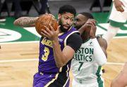 Hasil Lengkap Pertandingan NBA, Minggu (31/1/2021): Lakers Bungkam Celtics!