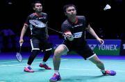 Gagal Pertahankan Gelar BWF World Tour Finals, Mohammad Ahsan: Saya Tidak Kecewa