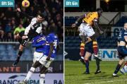 Rekor Tinggi Lompatan Ronaldo Dipatahkan Bek Muda Liga Skotlandia