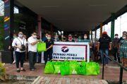 UMKM di Kota Manado Jadi Korban Banjir dan Longsor, Perindo Turun Tangan Beri Bantuan