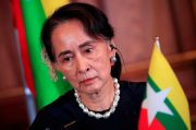 Diduga Dikudeta Militer Myanmar, Inilah Sosok Aung San Suu Kyi