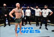 McGregor Di-KO Poirier, Jawara UFC: Conor, Kau Gemuk dan Tua!