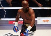 Panas! Rapper 50 Cent Tuntaskan Dendam Lawan Mayweather di Ring