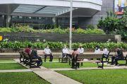 Menpora dan Menteri PUPR Rapat di Taman Bahas Kesiapan Infrastruktur PON 2024